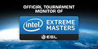 Intel Extreme Masters Official Gaming Monitors
